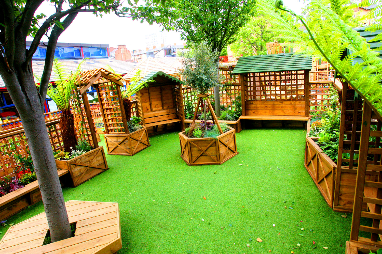 School garden ideas the image kid has it for Garden design ideas for schools